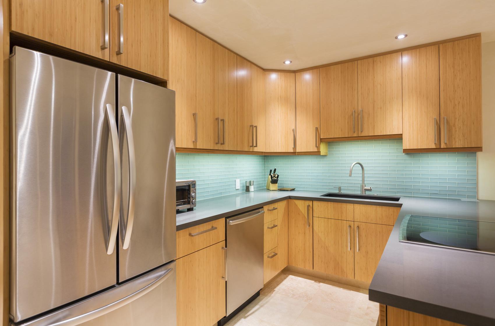 Kitchen, Interior, Modern Design Architecture
